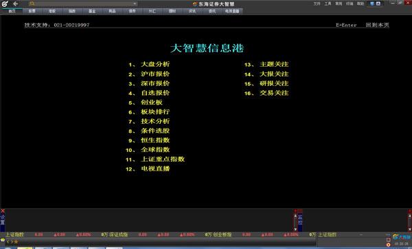 东海证券大智慧专业版 V7.60